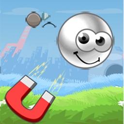 磁力球挑战-一款考验智力和敏捷的休闲小游戏