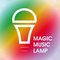 MAGIC MUSIC LAMP