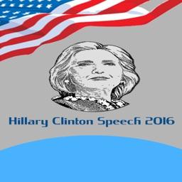 Hillary Clinton Speech 2016