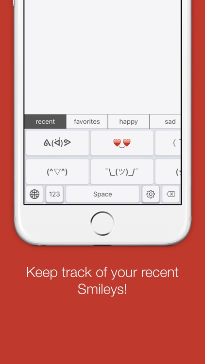 SmileyKey Pro - Smiley and Emoticon Keyboard screenshot-3