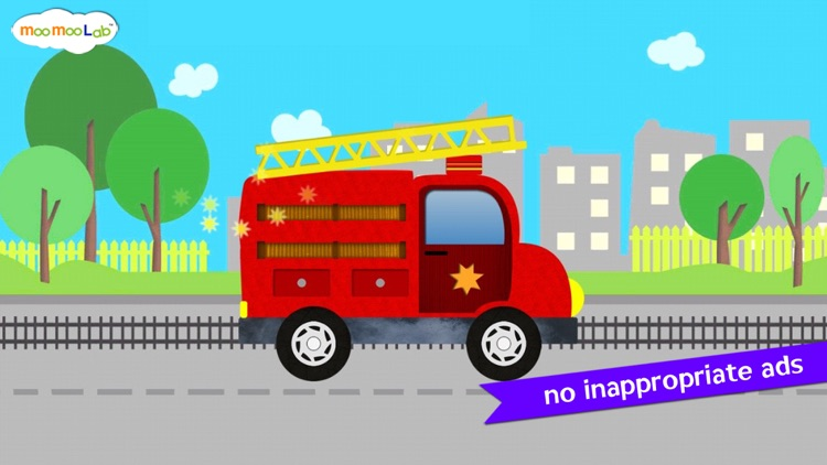 Car and Truck - Puzzles, Games, Coloring Activities for Kids and Toddlers Full Version by Moo Moo Lab screenshot-4