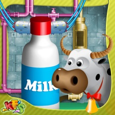 Activities of Milk Factory – Make milk in this cooking simulator game & deliver it to shop