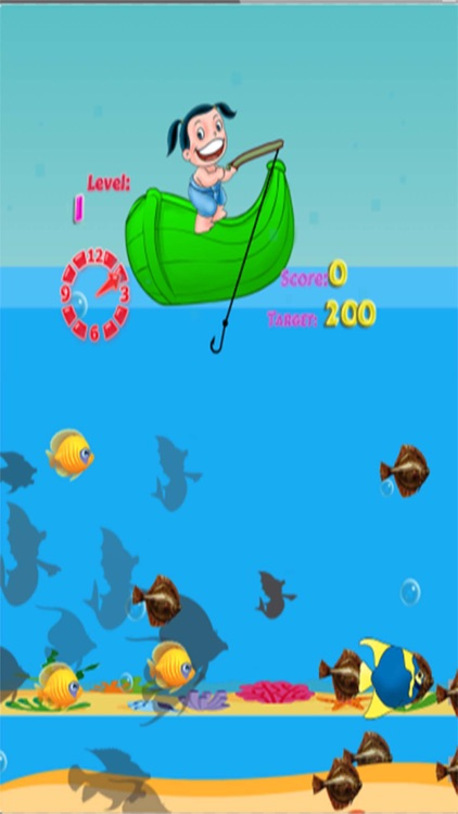 Fishing games free by mata saewue for Fish games free