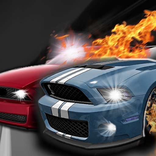 A Deadly Car Competition - Racing Asphalt Racing Game icon