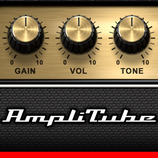 AmpliTube CS app logo