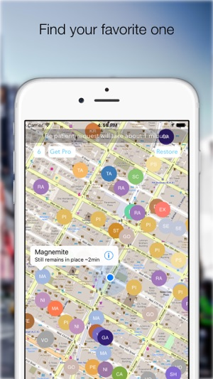 Realtime Map For Pokemon Go on the App Store