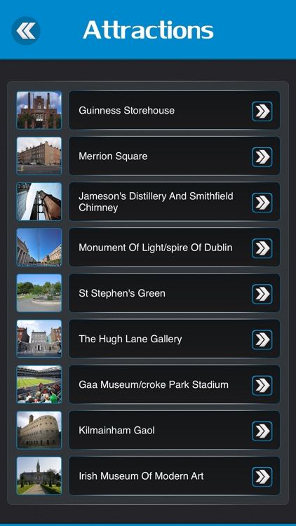 Dublin City Guide screenshot-2