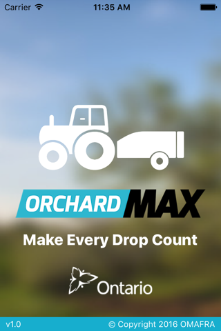 OrchardMAX - náhled