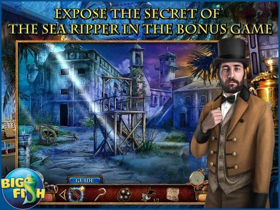 Screenshot #4 for Sea of Lies: Tide of Treachery - A Hidden Object Mystery (Full)
