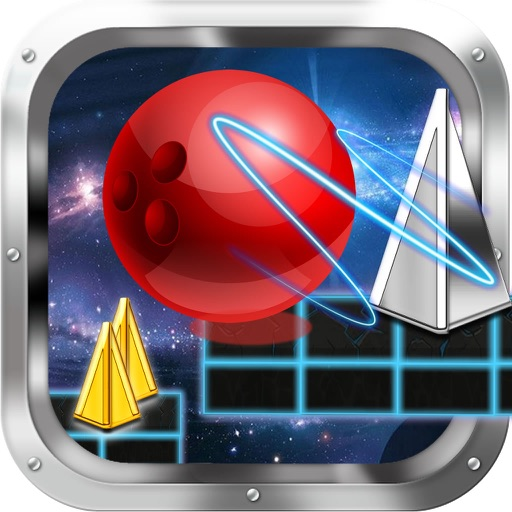 A Meltdown Ball - Amazing Breaking In Geometry Game icon