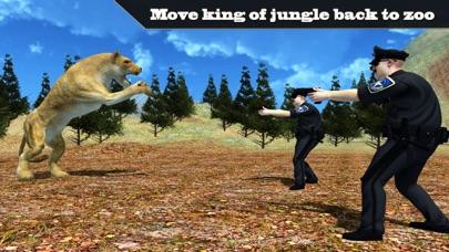 怒っている動物警察の駆動デューティのおすすめ画像5