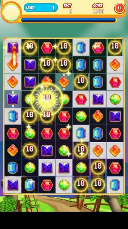 Jewels Quest Hero screenshot-3