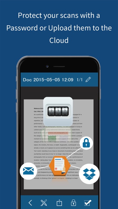 Scan & Organize - Multi Page Document PDF Scanner | App Price Drops