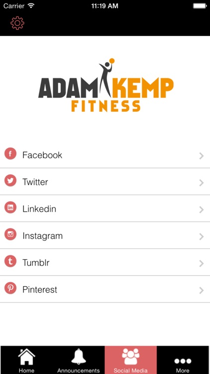 Adam Kemp Fitness screenshot-3