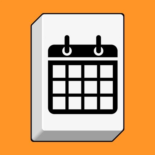 Mahjong Calendar