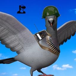 VR Spy Pigeon Secret Mission