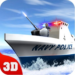 Police Navy Speed Boat – 911 Coast Guard Emergency