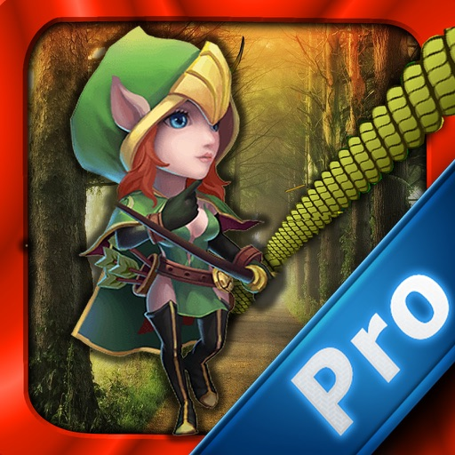A Rope In Magical Forest Center PRO - Games Of Rope Fantastic