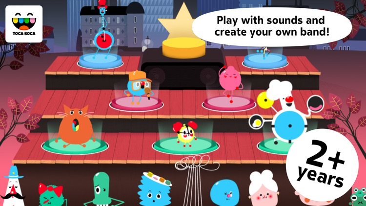 Toca Band screenshot-0