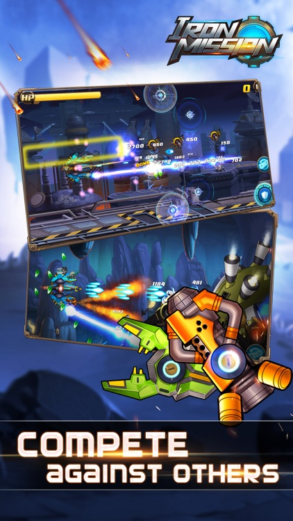 Iron Mission screenshot-4