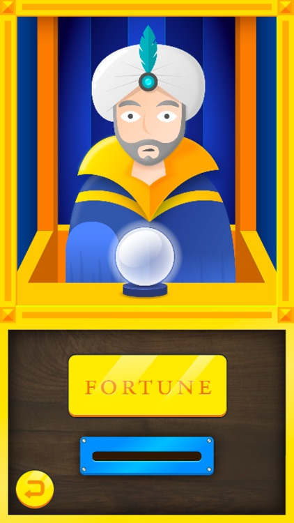 Carnival Fortune Teller