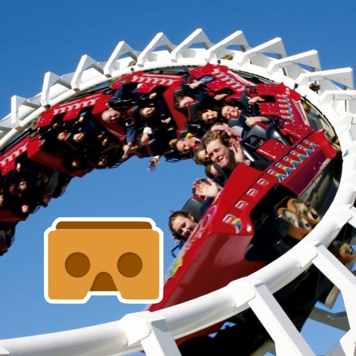 Virtual Reality RollerCoaster VR for Google Cardboard