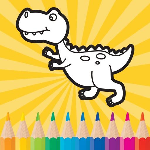 Coloriage Magique Bebe.Jeux Coloriage Magique De Dinosaure Pour Bebe Enfants Educatifs