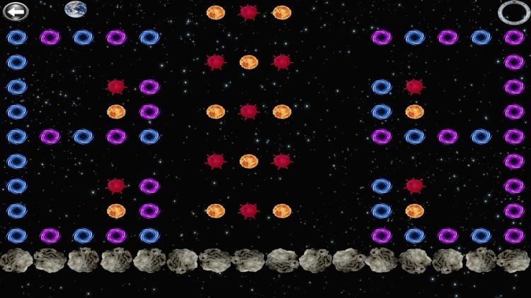 Galaxy Maze