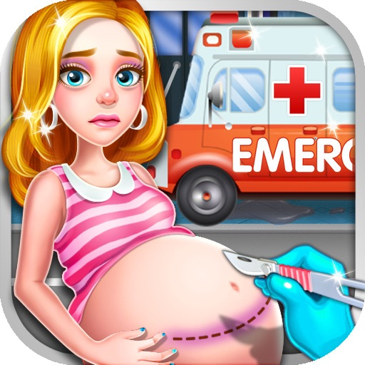Emergency Surgery Simulator - Doctor Game FOR FREE icon