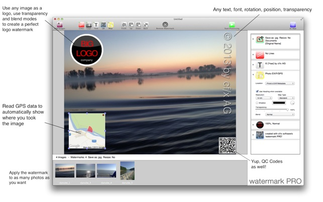 watermark maker for mac os x