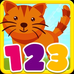 123 Counting Academy - Preschool Kids Play & Learn Challenging Number Activities with Dancing Animals Birds and Fruits