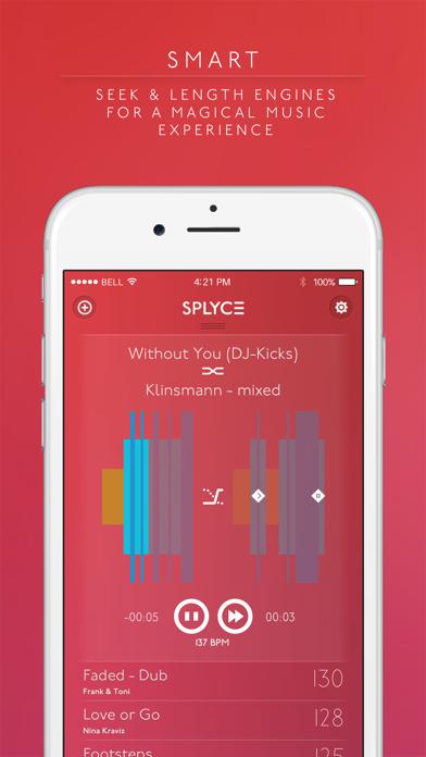 Splyce Premium DJ mixer ScreenShot2