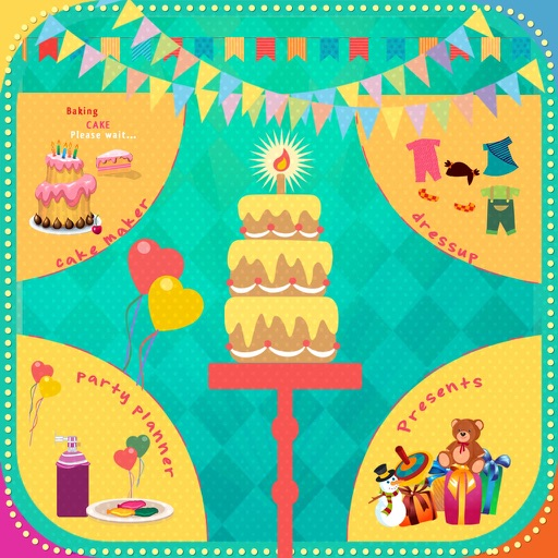 Birthday Party - Party Planner & Decorator Game for Kids
