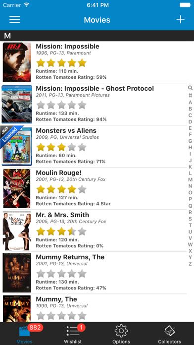 Movie Collector Database Proのおすすめ画像4