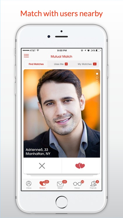 Mingle2: Free Dating App Meet Single People Online app image