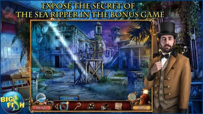Screenshot #9 for Sea of Lies: Tide of Treachery - A Hidden Object Mystery (Full)