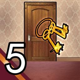 密室逃脱5:逃出公寓(逃离100个房间系列 - 史上最难的益智密室逃亡单机游戏)