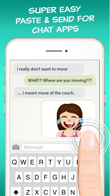 Girls Love Emoji - Extra Emojis for BFF Texts by EDB Group