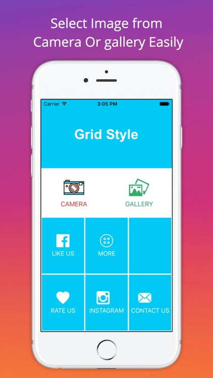 Poster For Instagram - Photo Grid Collage Maker Pic IG Pro