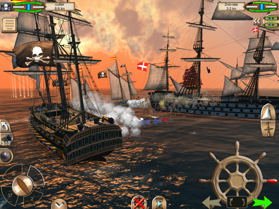 The Pirate: Caribbean Hunt на iPad