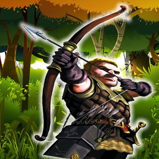 A Magician Archer With Arrow - Arrow Game Fast
