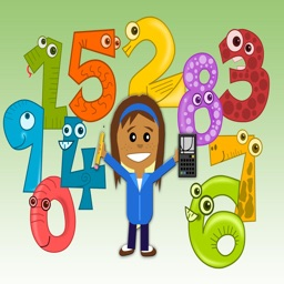 Learning Numbers for Children shooter