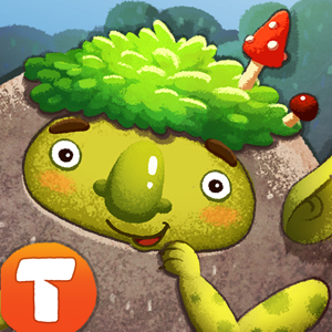 Wonderland - learn how fairy-tale creatures live (game for kids) app