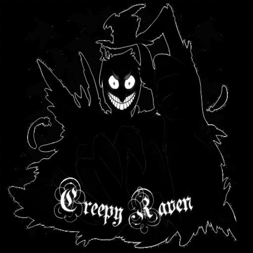 Creepypasta Raven
