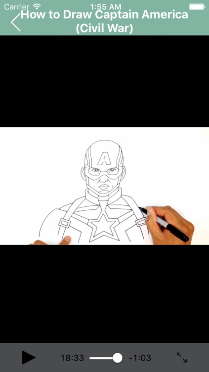 Learn How to Draw Popular Characters Step by Step screenshot-3