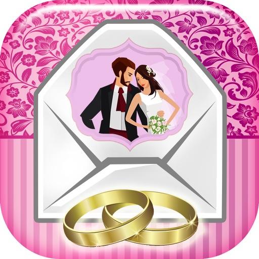 Wedding Invitation Maker – Create Beautiful e.Cards and Custom Invitations for Wedding Party