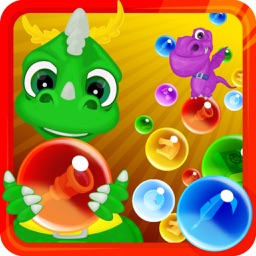 Bubble Dragon Magic: Egg World
