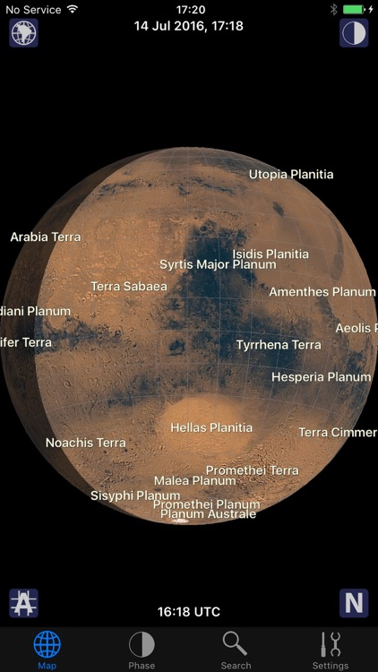 Mars Atlas screenshot-0