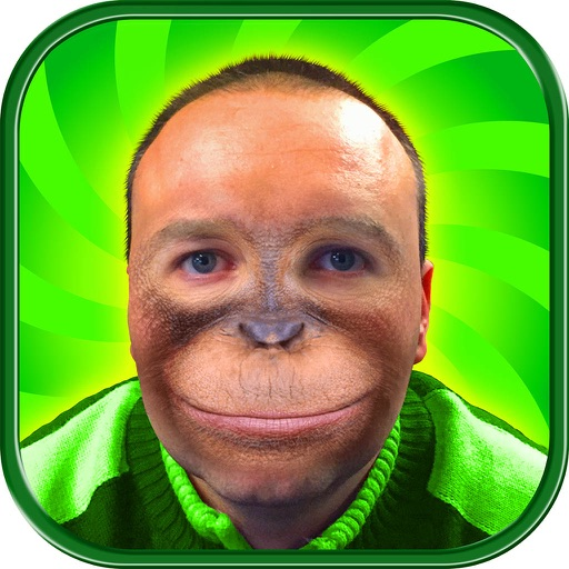 Monkey Face Photo Montage – Funny Animal Face Changer with Crazy Camera Stickers HD Free