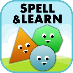 Spell & Learn Colors And Shapes